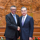 Chinese state councilor meets WHO director-general