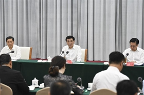 Senior CPC official stresses solving problems through education campaign
